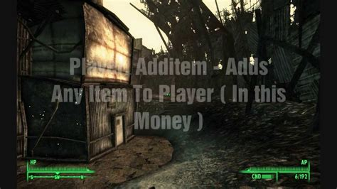 fallout 3 console commands fallout 3 console commands