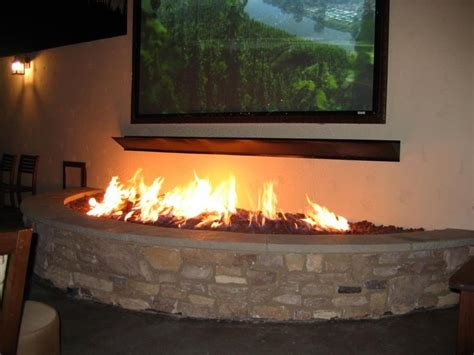 263 Best Fire Pits And Fireplaces Images On Pinterest Gaslight Firepit