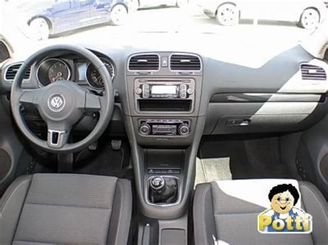 golf 6 interni vw golf vi 1 4 comfortline 4 t 252 rig chf 17 008 auto