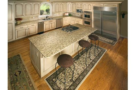Ornamental Granite Countertops by 1000 Images About Kitchen Ideas On Giallo