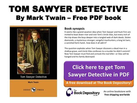 tom sawyer detective ebook by mark twain 9781775412731 tom sawyer detective by mark twain a free e book download