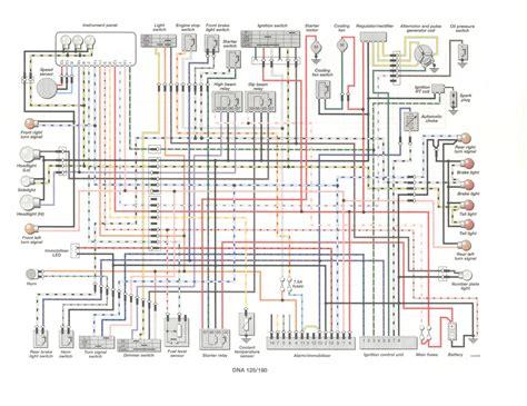 honda dio 1 wiring diagram wiring diagram schemes