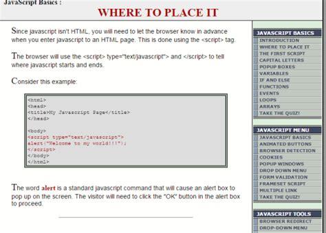 javascript keylistener tutorial 11 free online javascript tutorial for beginners