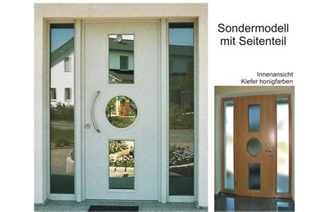 Haustür Kaufen Aluminium by Hausturen Holz Mit Seitenteil Kreative Ideen 252 Ber Home