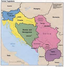 What Country Made Nationmaster Maps Of Yugoslavia 12 In Total
