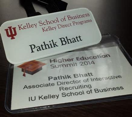 Kelley Direct Mba Application by Higher Ed Conference Archives Pathik Bhatt