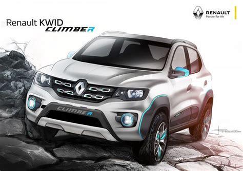 Jual New Renault Kwid 2017 Kaskus by Renault Kwid Climber Konsep Penebas Medan Offroad Dari
