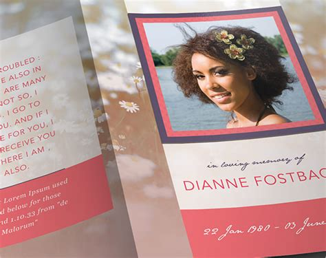 Obituary Program Template 19 Free Word Excel Pdf Psd Ppt Format Download Free Free Funeral Program Template Photoshop