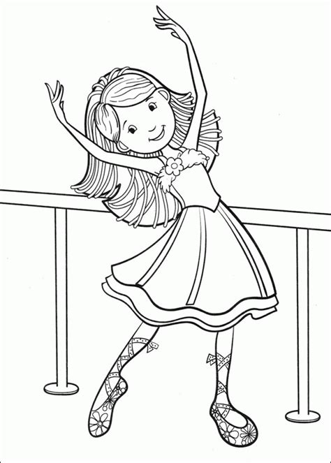 coloring page girl groovy girls coloring pages coloringpagesabc com