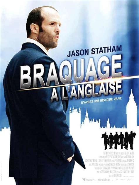film jason statham complet vf affiche du film braquage 224 l anglaise affiche 1 sur 1