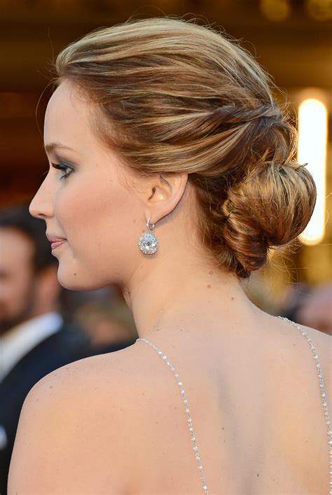 Pinned Up Hairstyles by Kristen Stewart Formal Pinned Up Ringlets Updo