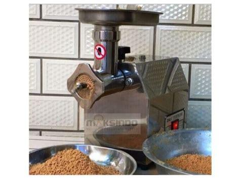Jual Mesin Pelet Ikan Di Bandung jual mesin cetak pelet rumahan untuk peternak plt 25 di