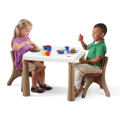 Step2 Table And Chairs by Lifestyle Kitchen Table Chairs Set Table Chairs