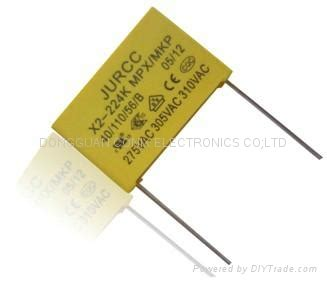 x2 capacitor with resistor capacitor x2 mkp 0 068uf10 275vac jurcc china capacitor electronic components products