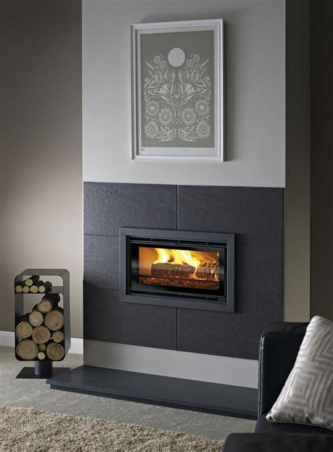 Fireplace Ideas For Stoves by 25 Best Ideas About Inset Stoves On Inset Log