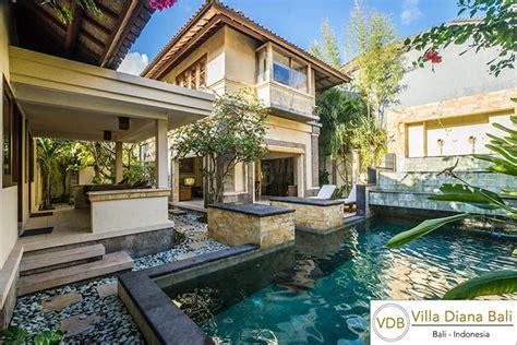 bedrooms villa  private pool villa diana bali