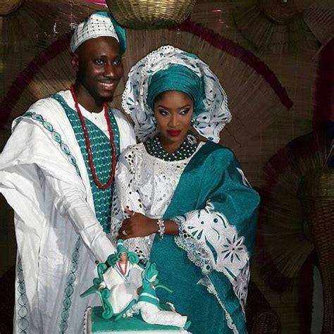 latest yoruba style 5 gorgeous nigerian traditional wedding dresses for brides