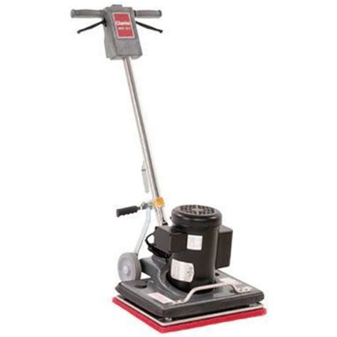 clarke 174 low speed floor scrubbing machine