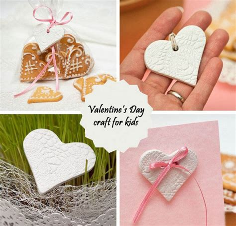 different ideas s day craft for easy polymer clay hearts