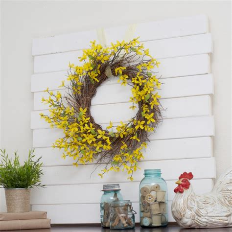 diy spring home decor pallet wood home decor ideas pallet wood projects