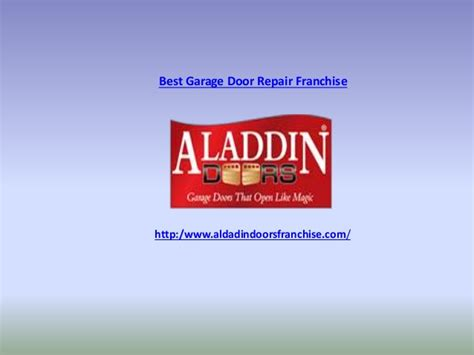 Best Garage Door Repair Franchise Garage Door Repair Franchise