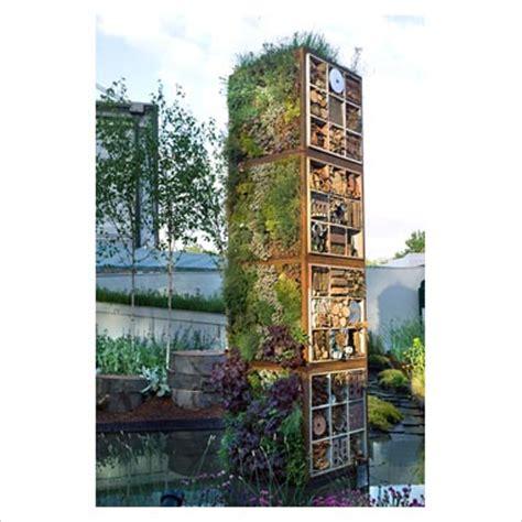 Vertical Garden Tower by Gap Photos Garden Plant Picture Library Vertical