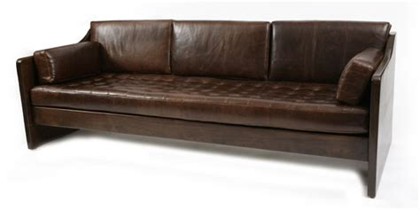 craftsman leather sofa craftsman leather sofa stickley sleeper sofa arts crafts