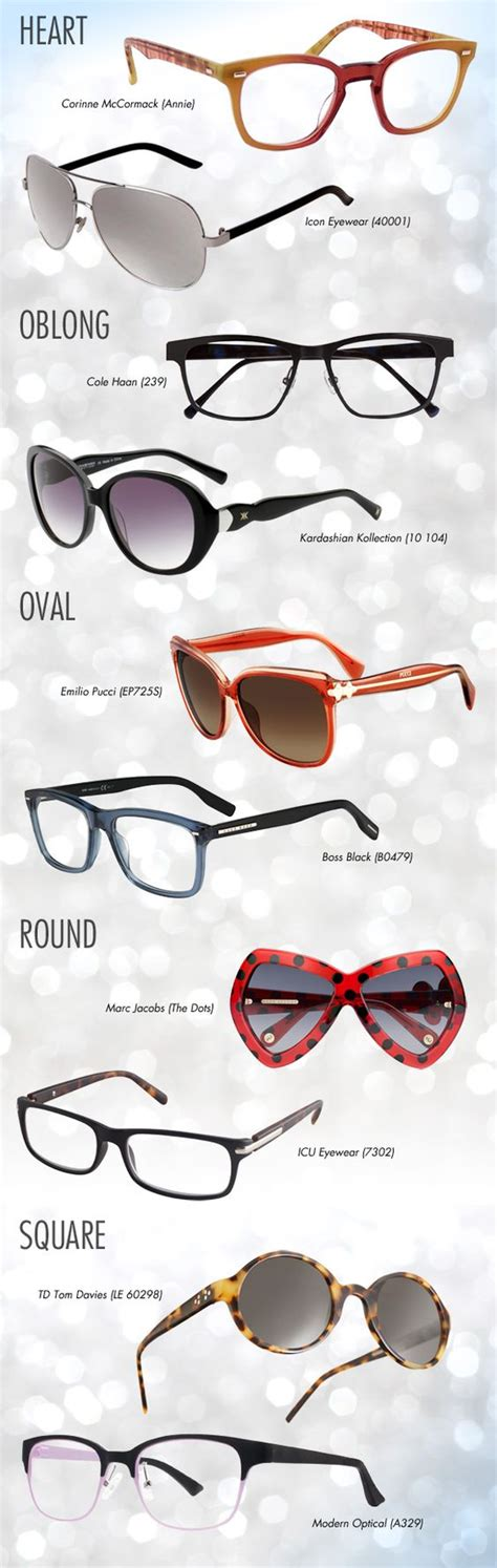 buy the right glasses for your face shape best choosing right hairstyles and eyeglasses that suit for