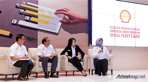 sesi tanya jawab shell fleet card shell indonesia