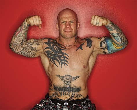 what mma fighter has the best tattoos mma