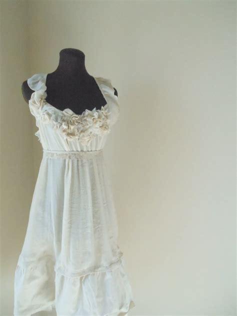 shabby chic wedding attire top 28 shabby chic wedding gowns vintage ivory shabby