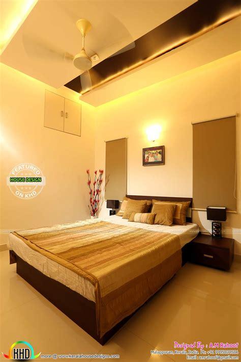 work finished furnished house  interiors kerala