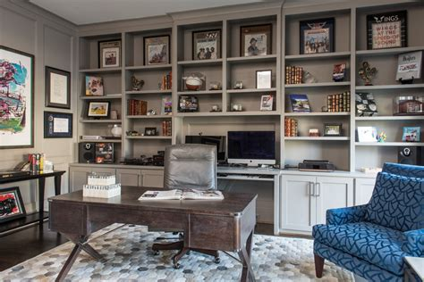 21 gray home office designs decorating ideas design