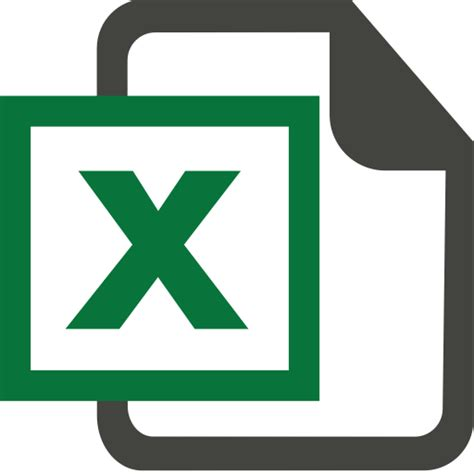 design icon in excel image gallery excel icon