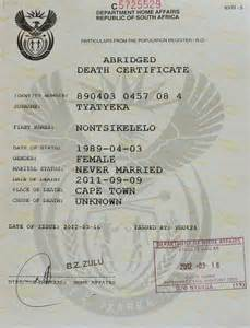 South African Birth Certificate Template Clare Carter Investigating The Brutality Of Corrective