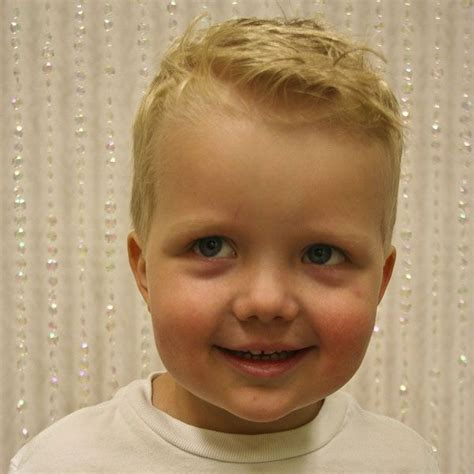 hairstyles for toddlers boys from medium to short hair curly hair style for toddlers and preschool boys