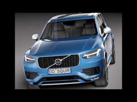 2018 volvo xc90 changes 2018 volvo xc90 suv concept changes redesign