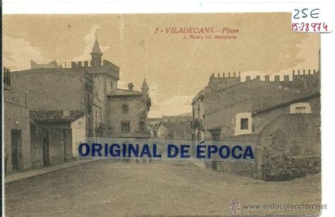 fotos antiguas viladecans ps 38974 postal de viladecans plaza comprar postales