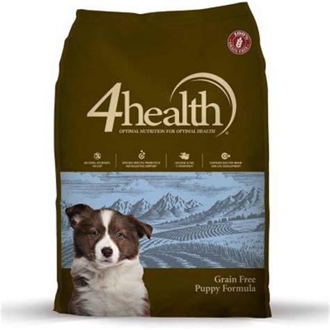 4 health food 4health grain free puppy food 30 lb bag at tractor supply co