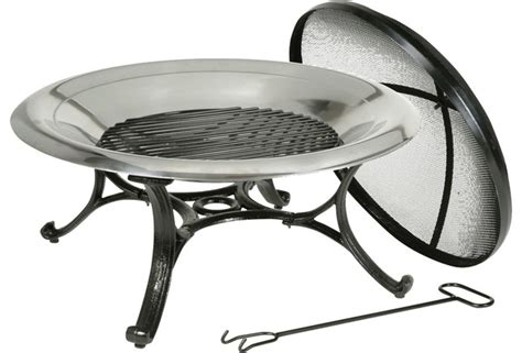stainless steel bowl contemporary pits