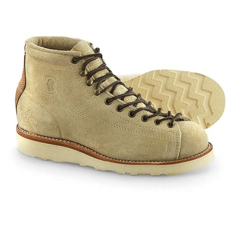 lace to toe boots s chippewa boots 174 lace to toe boots sand 187336