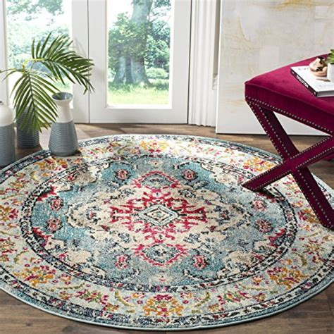 safavieh vintage rug collection safavieh monaco collection mnc243j vintage bohemian light