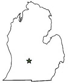Outline Of Michigan State by Michigan Outline Clipart Best