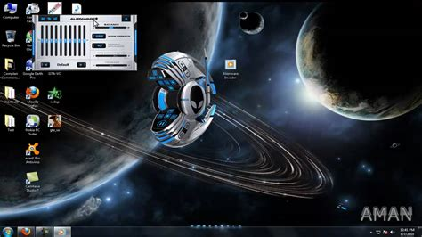 themes for windows 7 media player alienware invader theme for windows 7 windows media player