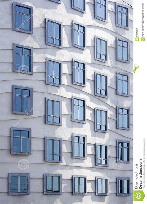 moderne fenster moderne architektur fenster redaktionelles foto bild