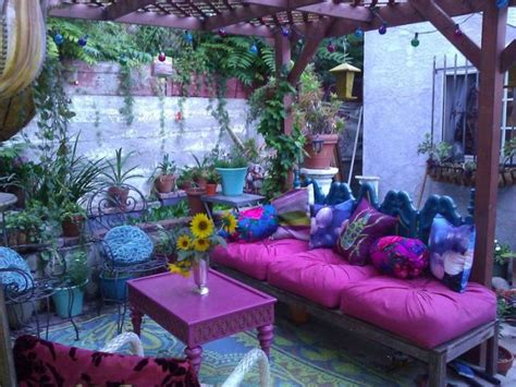 bohemian decorating ideas project awesome photos on with bohemian 13 colorful and youthful patio decorating ideas that will