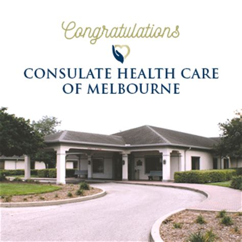 Detox Melbourne Florida by Consulate Health Care Of Melbourne Earns Deficiency Free