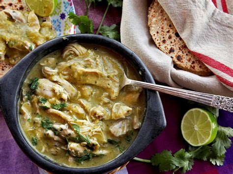 easy pressure cooker green chili with chicken recipe