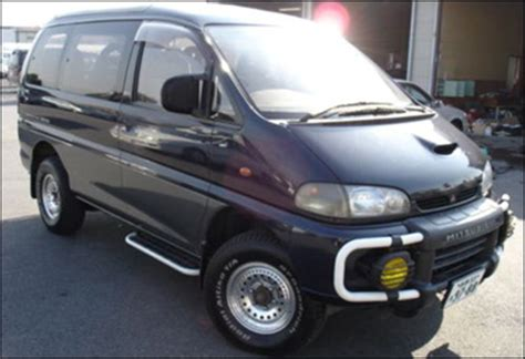 mitsubishi delica space gear review mitsubishi delica space gear picture 2 reviews news
