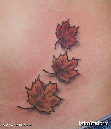 maple tree tattoo designs 17 best ideas about oak leaf tattoos on acorn